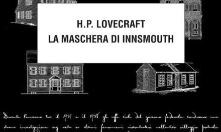 La maschera di Innsmouth di H.P.Lovecraft