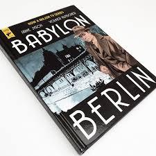 Babylon-Berlin di Volker Kutscher