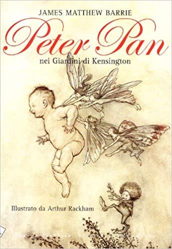 Peter Pan nei giardini di Kensington di J. M. Barrie