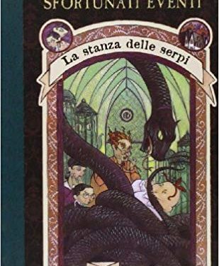 La stanza delle serpi (Una serie di sfortunati eventi vol 2) di Lemony Snicket