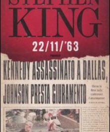 22/11/63 Stephen King.