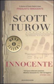 Innocente di Scott Turow