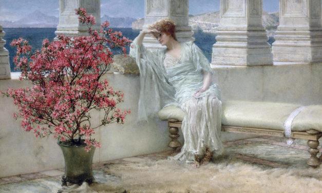Poesia greca al femminile.  MERO.