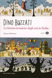 La famosa invasione degli orsi in Sicilia di Dino Buzzati