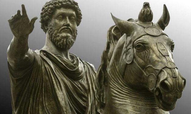 DENTRO DI TE LA FONTE DEL BENE. di Marco Aurelio