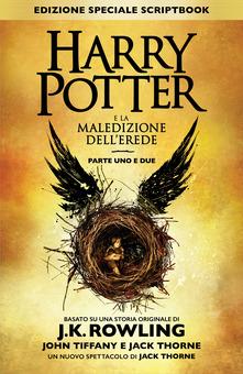 Harry Potter e la maledizione dell'erede di J. K. Rowling,