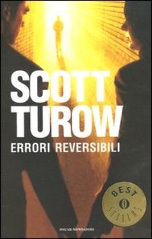 errori reversibili di Scott Turow