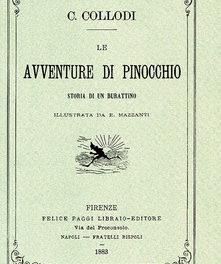 Pinocchio di Carlo Collodi