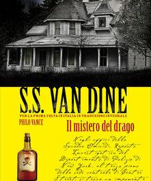 il mistero del drago di S.S. Van Dine