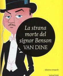 La strana morte di Mr. Benson di S. S. Van Dine