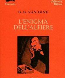L'enigma dell'alfiere di S. S. Van Dine
