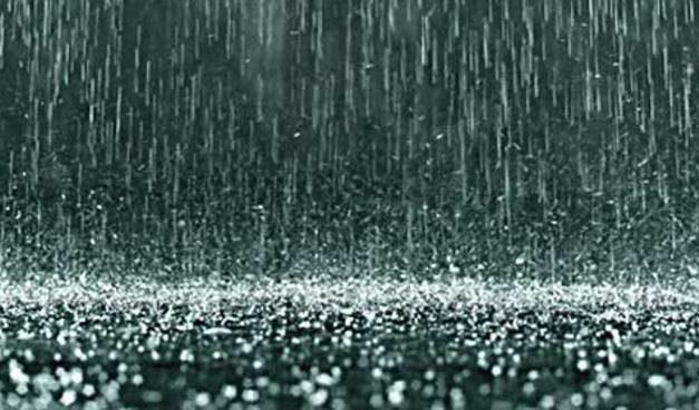 La pioggia di Domenico Intini