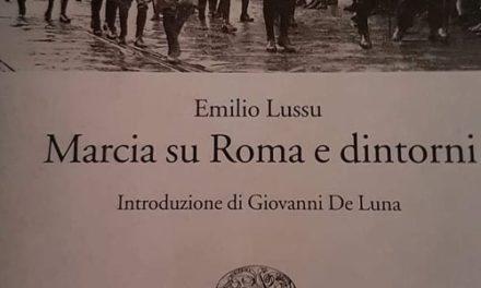 Marcia su Roma e dintorni  di Emilio Lussu