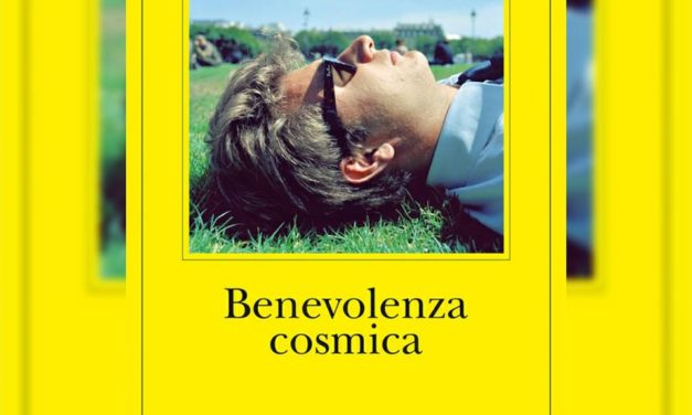 Benevolenza cosmica- Fabio Bacà