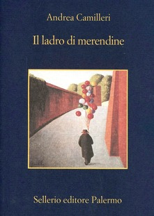Il ladro di merendine di Andrea Camilleri