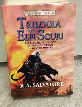 La trilogia di Drittz di R.A. Salvatore