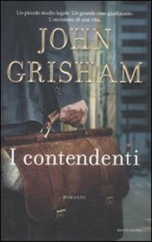 I contendenti di John Grisham