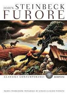 Furore di Steinbeck