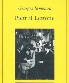 Pietr il lettone di Georges Simenon