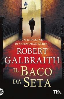 """Il baco da seta"" di Robert Galbraith"