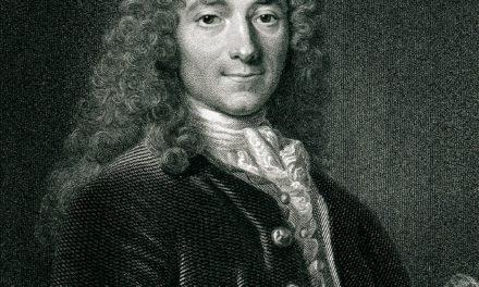La frase del giorno di Voltaire