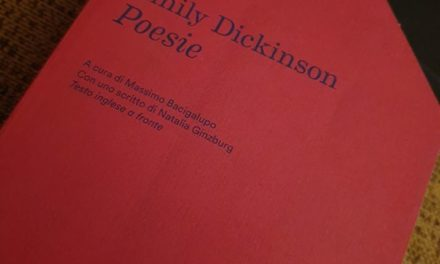 Emily Dickinson poesie