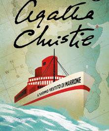 L'uomo vestito di Marrone di Agatha Christie