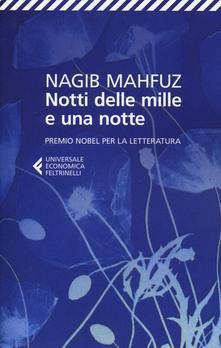 Notti delle mille e una notte di Naguib Mahfouz