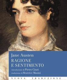 Jane Austen, dal libro Ragione e sentimento