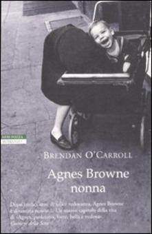 Agnes Browne nonna di Brandan O' Carroll