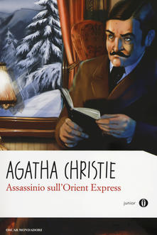 Assassinio sull'Oriente Express di Agatha Christie