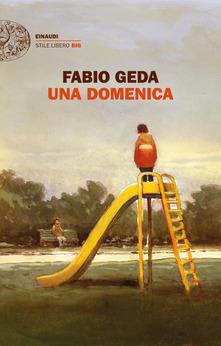 Una domenica di Fabio Geda