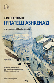 "Israel J. SingerI fratelli Ashkenazi ""frasi"""
