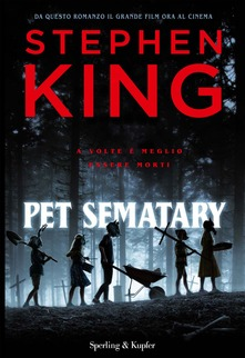 """Pet sematary "" di Stephen King"