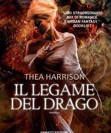 Il legame del drago di Thea Harrison.