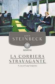 """""""La corriera stravagante """" di Steinbeck"""