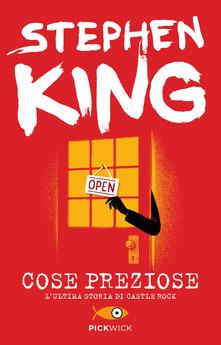 """""""Cose preziose """" di Stephen King"""