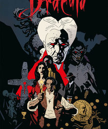 Dracula di Bram Stocker con testi di Roy Thomas e illustrazioni di Mike Mignola