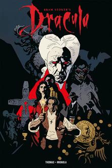 Dracula di Bram Stocker con testi di Roy Thomas e illustrazioni di Mike Mignola