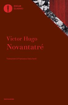 Novantatré di  Victor Hugo