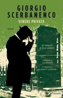 VENERE PRIVATA – Giorgio Scerbanenco