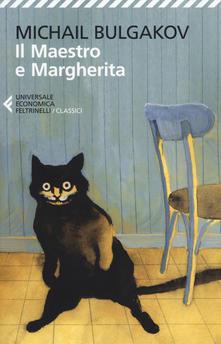"""""""Il maestro e Margherita"""" di Bulgakov"""