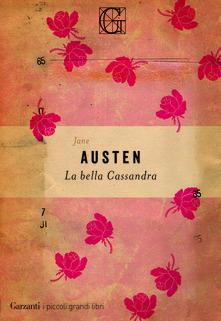 La bella Cassandra – Jane Austen