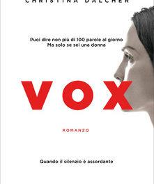 Vox  di Christina Dalcher