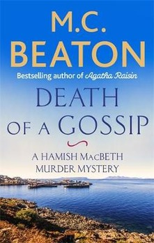 Death of a gossip di M. C. Beaton