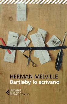 """""""Bartleby lo scrivano """" di Melville"""