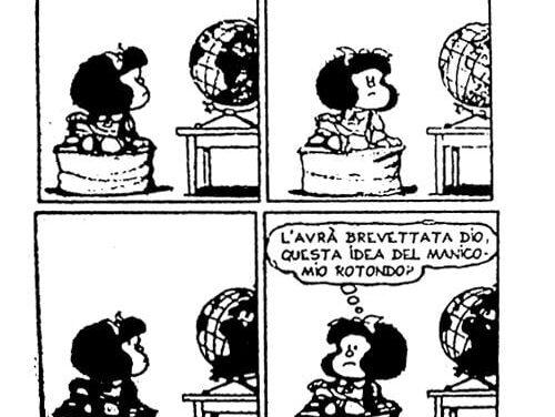"""Rubrica """"Fumetti e dintorni"""" Quino"""