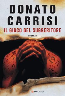 Il gioco del suggeritore di Donato Carrisi