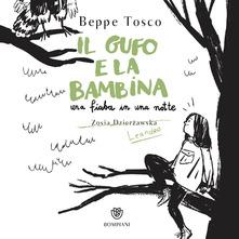 """""""Il gufo e la bambina"""" di Beppe Tosco"""