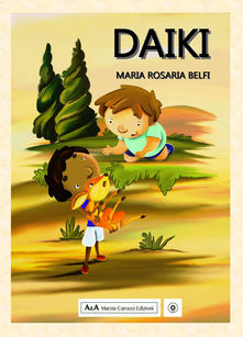 """Daiki"" di Maria Rosaria Belfi"